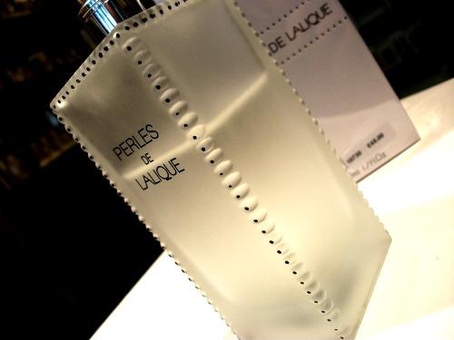 perles de lalique at woodfordes perfumery. Black Bedroom Furniture Sets. Home Design Ideas